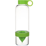 Zing Anything Citrus Zinger Green Reusable Water Bottle, 28 Ounce
