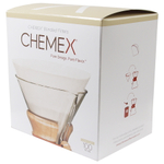 Chemex Bonded Coffee Filter Circles, 100 Count