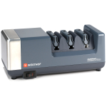Wusthof Chef's Choice PEtec 3-Stage Gray Electric Knife Sharpener
