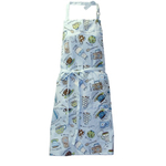 Espresso Yourself Coffee-Theme Kitchen Apron