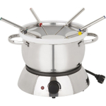 Trudeau Alto 11 Piece Electric Fondue Set, 84 Ounce