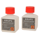 Krups Barista XS9000 Cappuccino Liquid Cleaner, Set of 2
