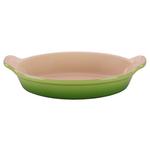 Le Creuset Palm Heritage Stoneware Au Gratin Dish, 24 Ounce