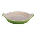 Le Creuset Palm Stoneware Creme Brulee Dish, 7 Ounce
