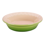 Le Creuset Palm Heritage Stoneware 5 Inch Pie Pan