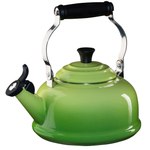 Le Creuset Palm Enamel On Steel 1.75 Quart Whistling Tea Kettle