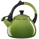 Le Creuset Palm Enamel on Steel 1.6 Quart Oolong Tea Kettle
