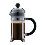 Bodum Chambord Glass French Press Coffee Maker, 3 Cup