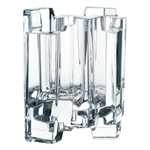 Nachtmann Hikari Leaded Crystal Votive Holder, 4.5 Inch
