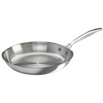 Le Creuset Tri-Ply Stainless Steel Fry Pan, 12 Inch