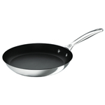 Le Creuset Tri-Ply Stainless Steel Nonstick Frying Pan, 12 Inch