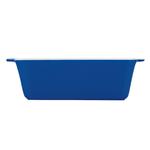Mario Batali by Dansk Cobalt Stoneware Loaf Pan, 10 x 5 Inch