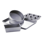 Calphalon 5 Piece Nonstick Heavy Gauge Steel Bakeware Set