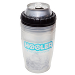 Hooler Double Walled Polypropylene Beverage Cooler with Black Ring