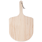 HIC Harold Import Co Solid Wood 24 x 14 Inch Pizza Peel