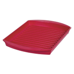 Prepworks from Progressive Red Microwaveable Bacon Cooker