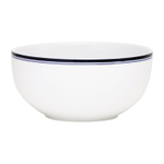 Dansk Bistro Christianshavn Blue Porcelain All Purpose Bowl, 24 Ounce