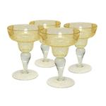 Artland Iris Citrine 8 Ounce Margarita Glass