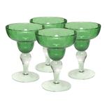 Artland Iris Green 8 Ounce Margarita Glass