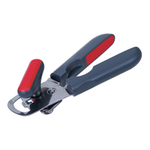 Progressive 4-in-1 Gray and Red Can Opener