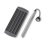 AdHoc Icebar Stainless Steel Wine Cooler, 11 Inch