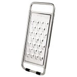 Browne Basics Stainless Steel 11.5 Inch Extra Coarse Grater