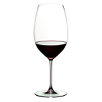 Riedel Veritas Leaded Crystal New World Shiraz Wine Glass, Set of 2