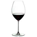Riedel Veritas Leaded Crystal Old World Syrah Wine Glass, Set of 2