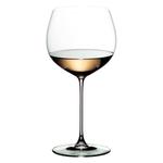 Riedel Veritas Leaded Crystal Chardonnay Wine Glass, Set of 2