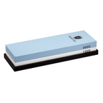 Mercer Combination Grit Finishing Sharpening Stone, 1000/3000