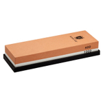 Mercer Combination Grit Starter Sharpening Stone, 400/1000