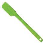 HIC Essentials Kiwi Green Silicone 10 Inch Slim Spatula