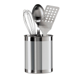 Oggi Stainless Steel Utensil Holder