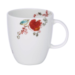 Lenox Simply Fine Chirp Bone China 10 Ounce Coffee Mug