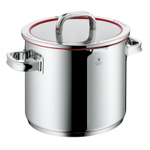 WMF Function 4 Stainless Steel 9 Quart Pasta Stock Pot