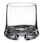Dansk Kobenstyle 10 Ounce Double Old Fashioned Glass, Set of 4