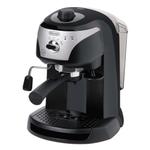 Delonghi Black Pump Driven Espresso and Cappuccino Machine
