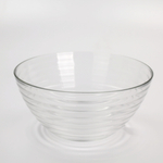Bormioli Rocco Glass Viva Salad Bowl with 174 Ounce Capacity