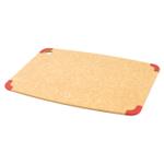 Epicurean Non-Slip Series Natural Red 17.5 x 13 Inch Cutting Board