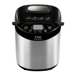 Emeril for T-Fal ActiBread Brushed Stainless Steel Gluten-Free Bread Maker