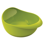 Joseph Joseph Prep and Serve Large Green Straining Bowl