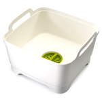 Joseph Joseph White Wash and Drain Bucket