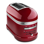 KitchenAid KMT2203CA Pro Line Series Candy Apple Red 2-Slice Automatic Toaster