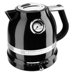 KitchenAid KEK1522OB Pro Line Onyx Black 1.5 Liter Electric Kettle