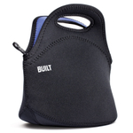 Built NY Gourmet Getaway Black Mini Snack Tote