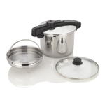 Fagor Chef 8 Quart Stainless Steel Pressure Cooker