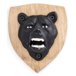 Kikkerland Wall Mounted Magnetic Bear Bottle Opener