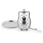 Kikkerland Owl Stainless Steel Tea Infuser