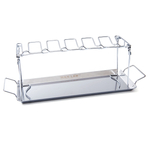 Man Law Stainless Steel BBQ Wing Rack