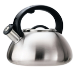 Primula Avalon Stainless Steel 2.5 Quart Whistling Kettle